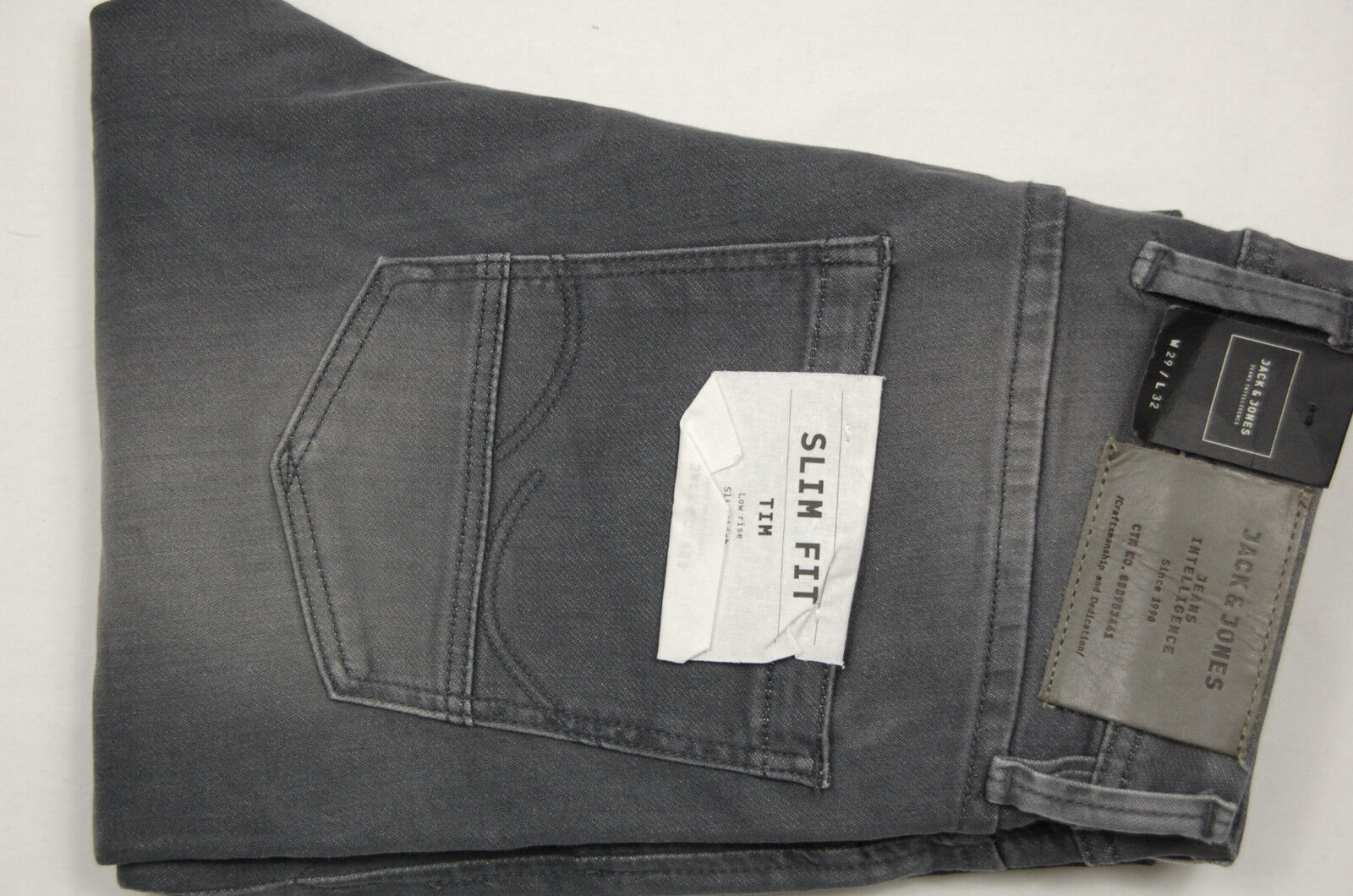 Jack & Jones Jeans Tim 079 Slim Fit Größe wählen