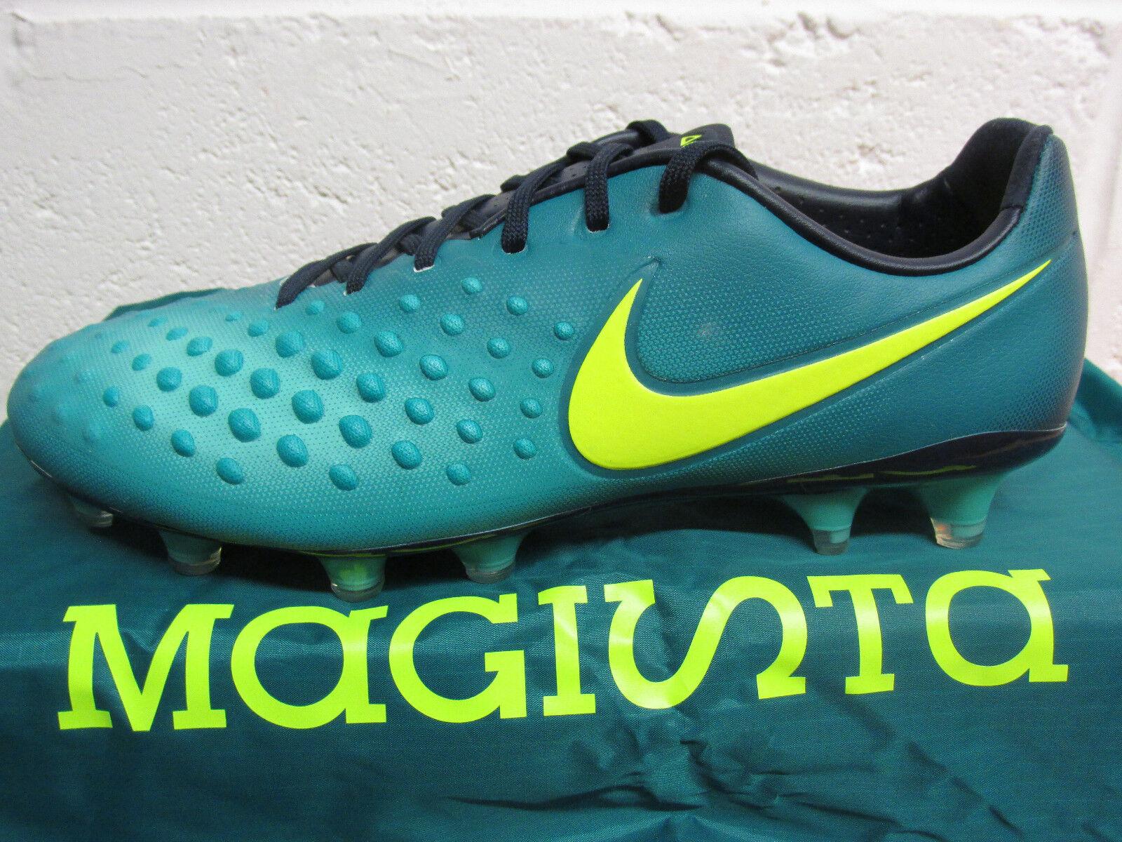 Nike Magista Opus II FG Mens Football Boots 843813 375 Soccer Cleats Cheap and beautiful fashion