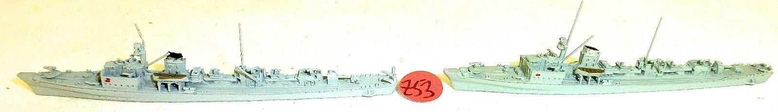 2x T2 1944 Neptun N 1068c Ship Model 1 1250 SHPZ53 Å