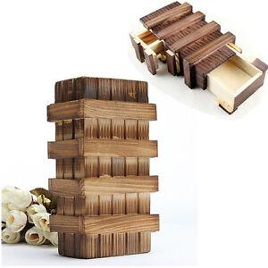 3-Open-Magic-Box-Chinese-Vintage-Gehirn-Zaubertrick-Holz-Puzzle-Box-Geschenk-M3D