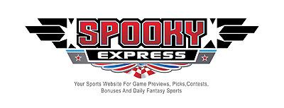 Spooky Express Memorabilia