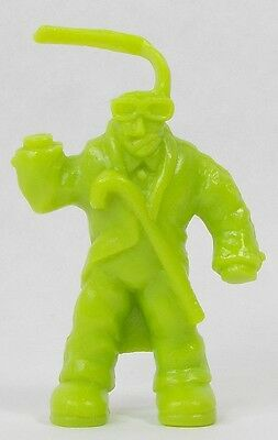 Monster in my Pocket - Series 1 - 46 Invisible Man - Olive Green