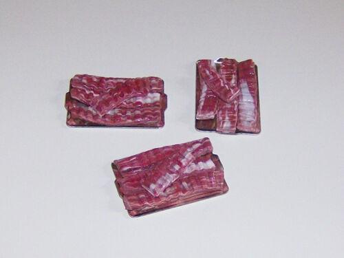 Silbertasse 4x3cm mit Spare-Ribs Preis pro Tasse! EUR 6,99