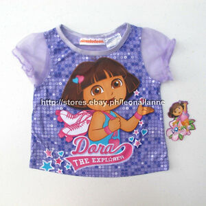 67-OFF-AUTH-DORA-GIRL-039-S-SOFT-TULLE-SLEEVES-TOP-24-MOS-BNEW-SRP-US-5-97