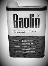 Holz Oberflächen Behandlung Baolin 2x 0,5 L die Möbelpolitur gegen Wasserschaden