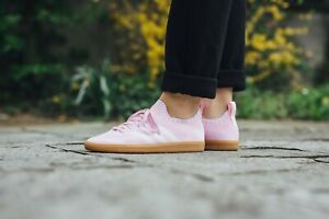 adidas Originals Samba Primeknit Pink Shoes Trainers CQ2685