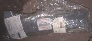 KAWASAKI-NINJA-ZX-6RR-ZX-6R-Z1000-LEATHER-REAR-SEAT-BLACK-COVER-NEW