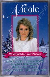 Top Weihnachtslieder.Details Zu Weihnachten Mit Nicole 1994 Mc Musikkassette Weihnachtslieder Top