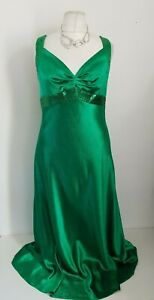 Roman-Originals-size-20-emerald-green-full-length-evening-dress-NWT-RRP-112