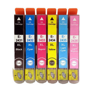 6-x-Internet-ink-24XL-Compatible-Ink-For-Epson-XP-750-XP-760-XP-850-XP-860