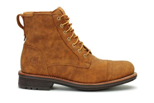 "Timberland Willoughby 6/"" Waterproof Boot # TB0A184X Wheat Men SZ 7.5-13"