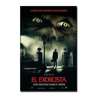 Horror Movie Poster 24 x 36 inches The Exorcist