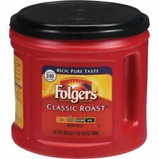 Folgers Classic Roast Coffee, 30.5-Oz Can