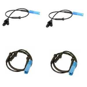 BMW ABS Wheel Speed Sensor Rear Left or Right Brand New OEM VDO