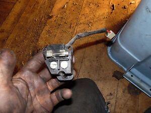 1978 yamaha xs1100 fuse box ebayimage is loading 1978 yamaha xs1100 fuse box