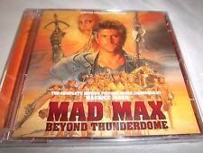 s/t MAD MAX BEYOND THUNDERDOME-MAURICE JARRE-2 DISC-TADLOW W009 NEW SEALED UK CD