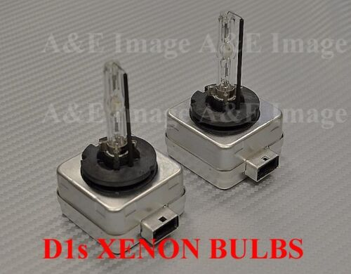 Audi A4 2006-2009 D1S Xenon HID Replacement Bulbs 4100k 5000k 8000K 6000K