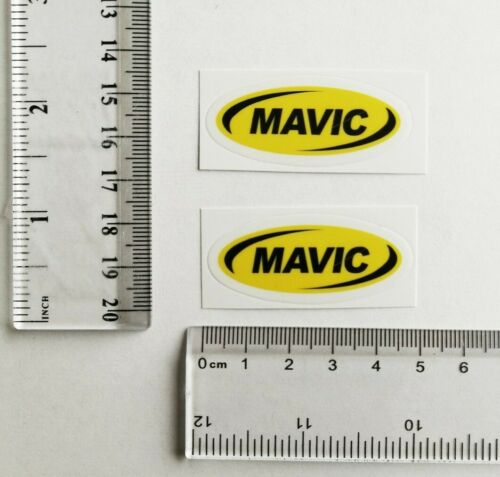 MAVIC STICKERS GRAPHICS DECALS MTB MOUNTAIN BIKE ENDURO CYCLING ROAD AM DH XC CX