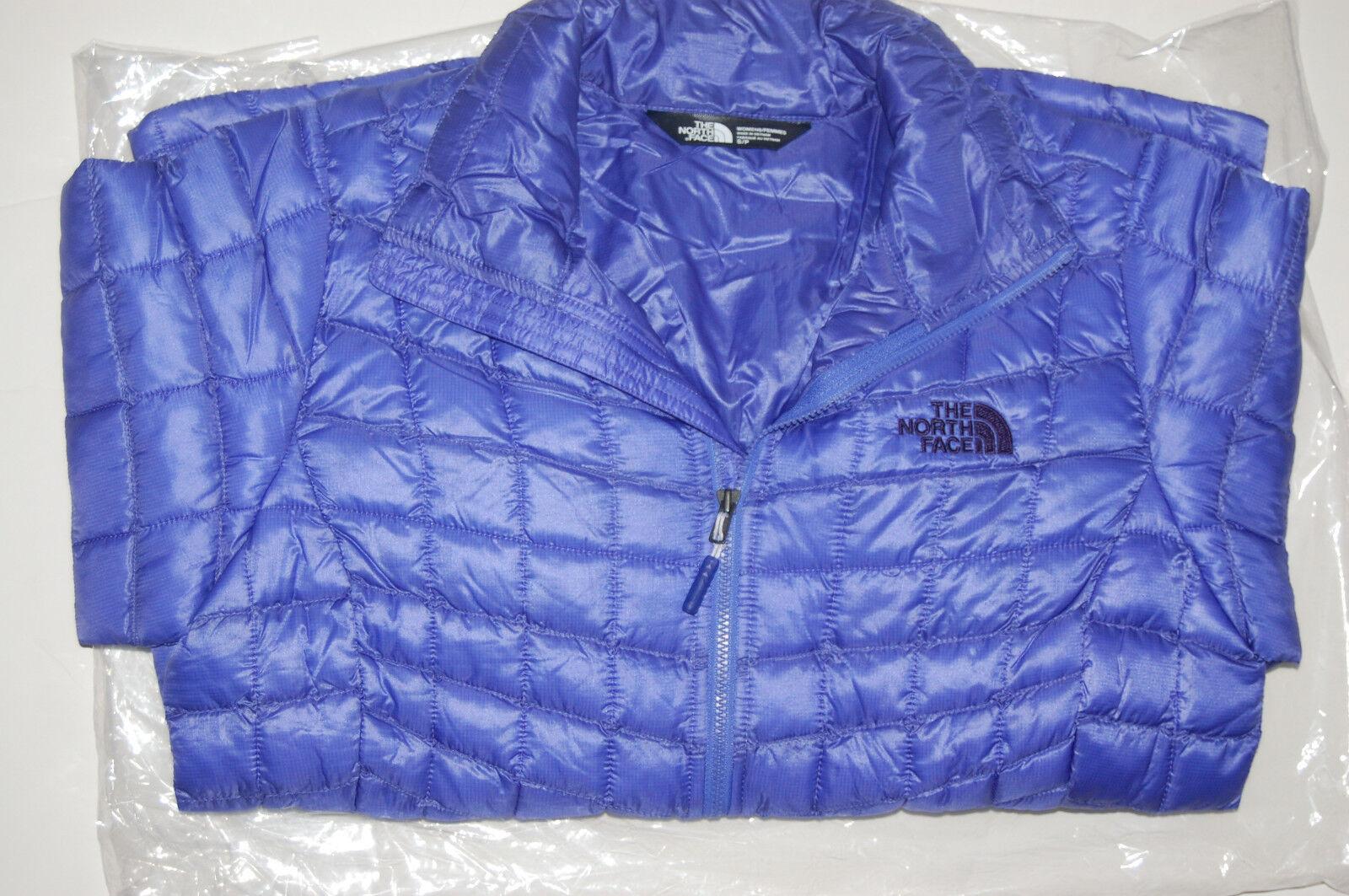 The North Face Mujer ThermoBall Full Zip chaqueta  aislante Tamaños estrellado púrpura  precios mas baratos