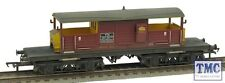 33-832 Bachmann OO Gauge 25 Ton Queen Mary Brake Van EWS Weathered by TMC