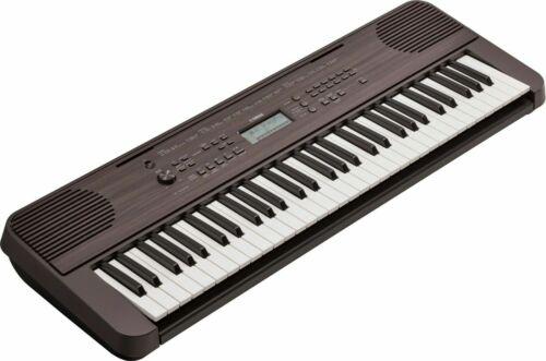 Yamaha PSR-E360DW Keyboard3 Jahre GarantieAnschlagdynamikincl Ständer