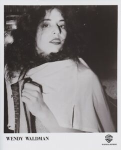 Image is loading Vintage-Press-photograph-WENDY-WALDMAN-WARNER-BROS-RECORD- 8f21575cd