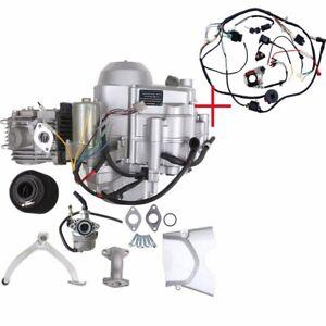 GO Karts 110cc 4-stroke Engine Motor Auto Electric Start ATVs