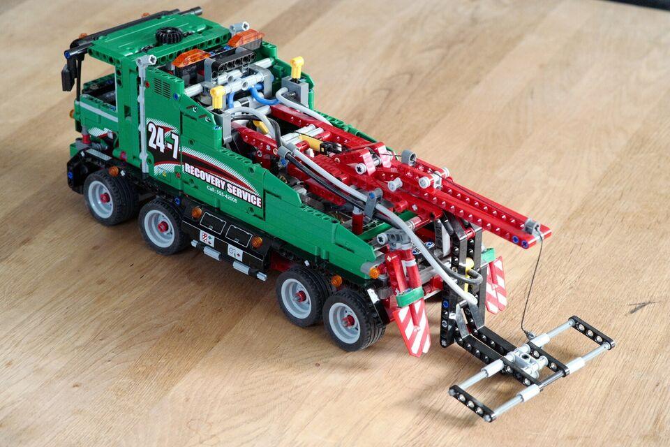 Lego Technic, Service truck 42008