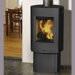 Excellent Details About 5Kw Danburn Romo Modern Wood Burning Stove Steel Construction 2 Year Warranty Download Free Architecture Designs Salvmadebymaigaardcom