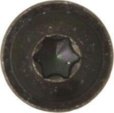 "6 x 3/8""  Black TORX Flanged Head Self Tapping Screws - Pack of 25"