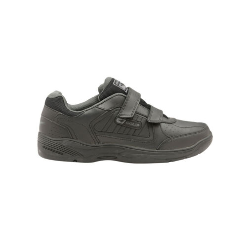 Gola Active Belmont Infants Smooth Faux Leather Trainers Kids Hook /& Loop Shoes