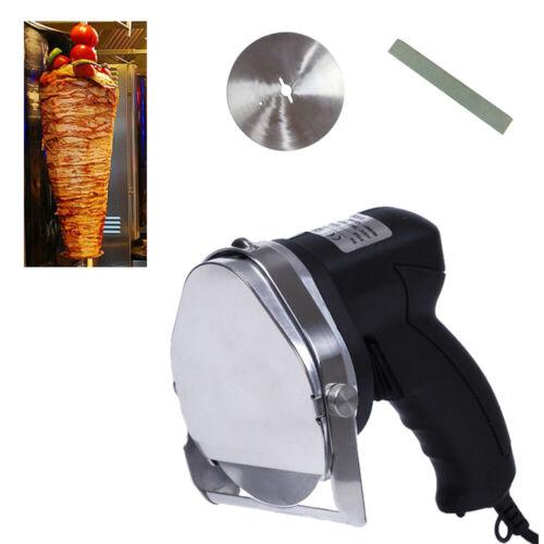 Dönerschneider Gastro Kebabmesser Kebabschneider Elektrische Koch Gyrosmesser