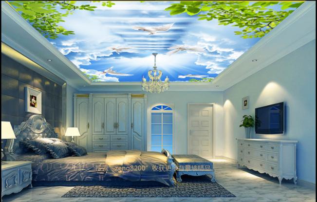 3D Leiter Wolke 547 Fototapeten Wandbild Fototapete BildTapete Familie DE