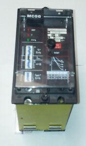 alstom mcgg 22 single phase over current earth fault relay rh ebay com gec optimho relay manual gec mcgg relay manual