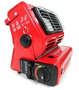 Double-Coherent-Source-Heater-Portable-Camping-Space-Heater-RED