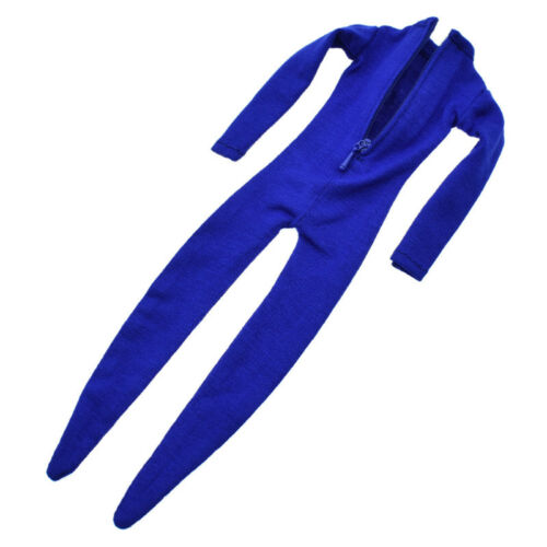 1pc 1//6 Scale Skinny Jumpsuit Jump Suit Bodysuit Male Soldier Toys Accessories