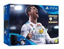 PS4 SLIM 1TB CONSOLA PLAYSTATION 4 + FIFA 18