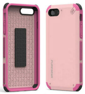 PureGear-Soft-Pink-Dualtek-Extreme-Rugged-Case-Cover-for-iPhone-8-Plus-7-plus