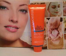 100% Lancaster Sun Beauty Velvet Touch Face Cream Radiant Tan SPF30 50ML ~No Box
