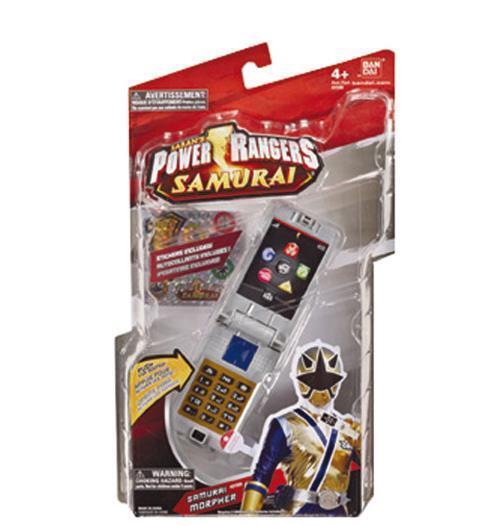 los nuevos estilos calientes Power Rangers Rangers Rangers Samurai oro Rangers Samurai Morpher nueva fábrica sellada W Sonidos  muchas sorpresas
