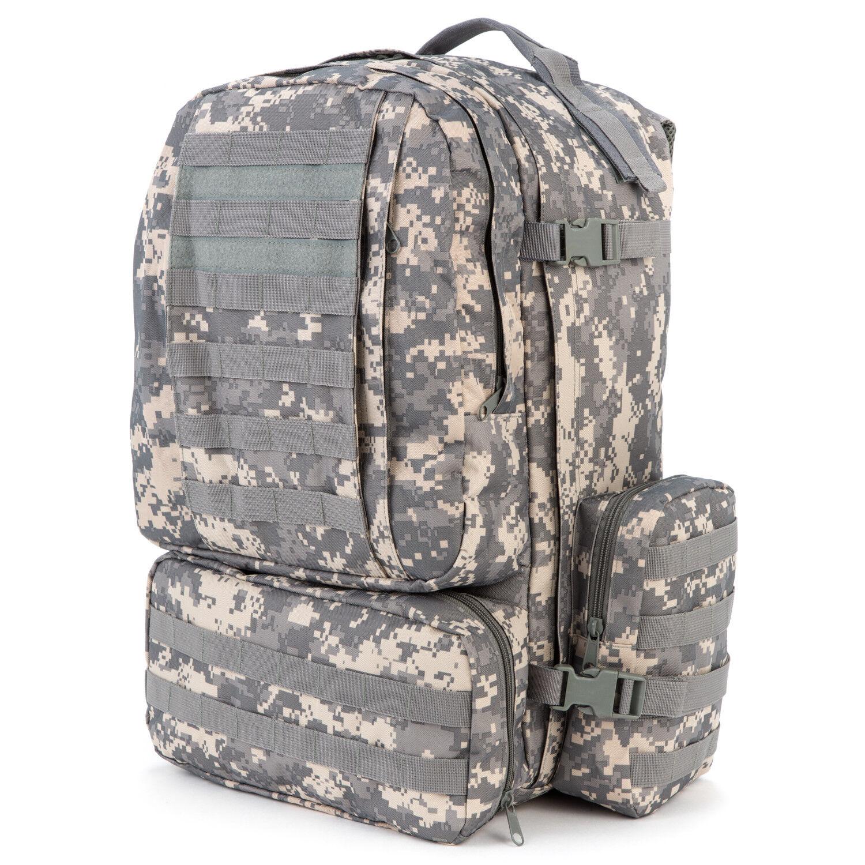 USINSERTO Zaino specialee L Assault Pack Marines zaino lotta Borsa Digital