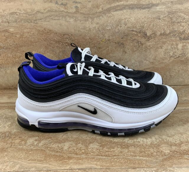 huge selection of ac67a c264d Nike Air Max 97 921826-103 White Black Persian Violet DS Size 9.5 ...