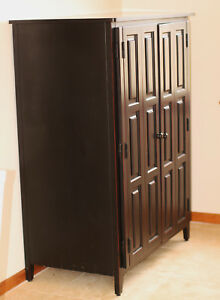 Gently Used Pier 1 Entertainment Center Stand/Buffet ...