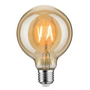Paulmann-Led-Filament-lumiere-Or-Retro-Globe-G95-7-5W-W-E27-tres-mince