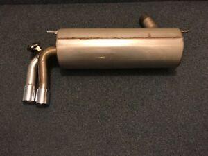 BMW F30 F31 F32 F33 F36 M Performance exhaust muffler 18302293771