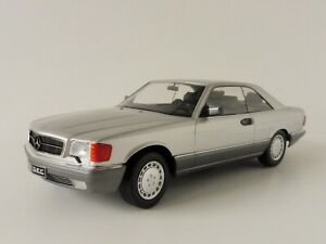 Mercedes-Benz-560-Sec-1985-1-18-Escala-Kk-KKDC180332-C126