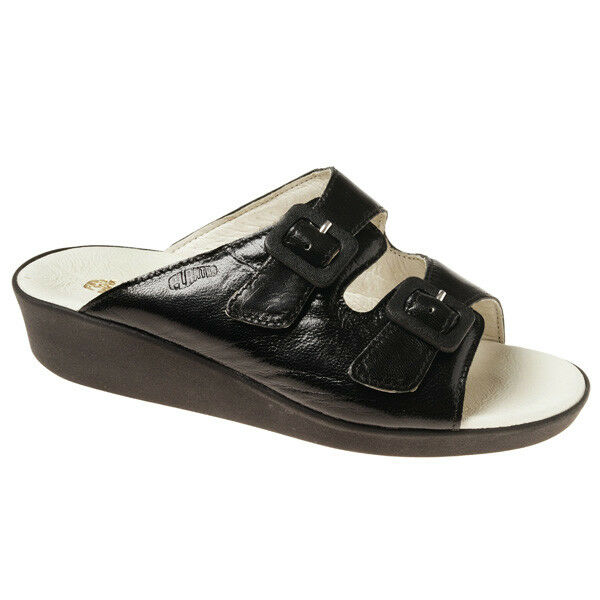 Sandalo women Plantas Sea black n.36 in offerta