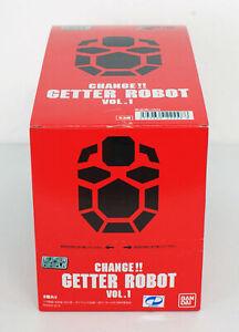 Bandai Super Mini Pla Getter Robot Set De 3 Nouveau Nouveau Kit Minipla