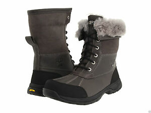 Image is loading UGG-Australia-Men-Snow-Boots-Butte-Waterproof-Windproof-