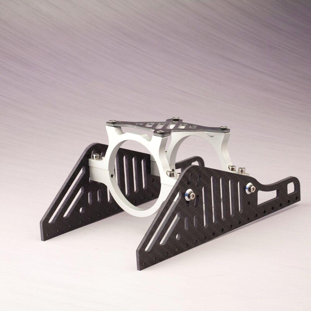 TFL Carbon Aluminum Motor Mount For 56 Series Brushless Motor RC Boat 523B78